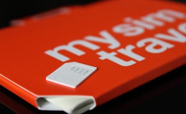 Usar el celular en Portugal: Chip mysimtravel